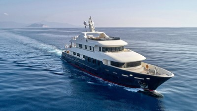 SERENITY II 3 SERENITY II 2010 MENGI YAY Custom Motor Yacht Yacht MLS #244453 3