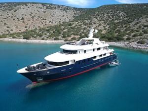 SERENITY II 5 SERENITY II 2010 MENGI YAY Custom Motor Yacht Yacht MLS #244453 5