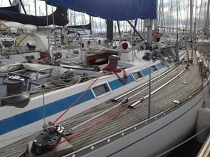 SAVITRI 1 SAVITRI 1994 NAUTOR'S SWAN Swan 46 Cruising/Racing Sailboat Yacht MLS #244540 1