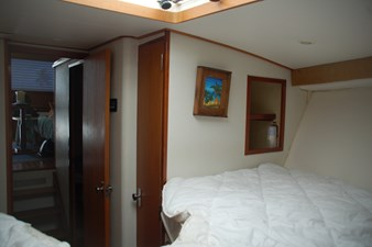 Master Stateroom view aft
