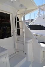 Cockpit/Flybridge Access