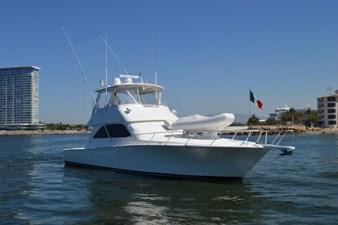 Starboard Forward Profile