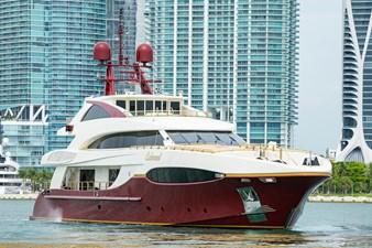 CABERNET 1 CABERNET 2006 SENSATION  Motor Yacht Yacht MLS #245164 1