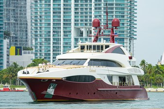 CABERNET 2 CABERNET 2006 SENSATION  Motor Yacht Yacht MLS #245164 2