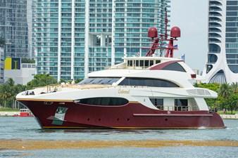 CABERNET 3 CABERNET 2006 SENSATION  Motor Yacht Yacht MLS #245164 3