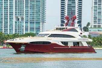 CABERNET 4 CABERNET 2006 SENSATION  Motor Yacht Yacht MLS #245164 4