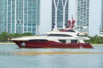 CABERNET 5 CABERNET 2006 SENSATION  Motor Yacht Yacht MLS #245164 5