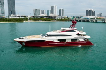 CABERNET 7 CABERNET 2006 SENSATION  Motor Yacht Yacht MLS #245164 7