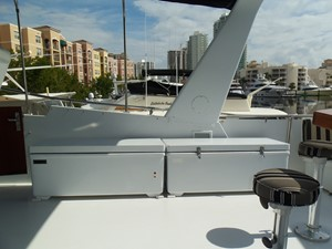 Flybridge Refrigerator