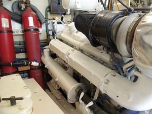 Outboard Port Engine