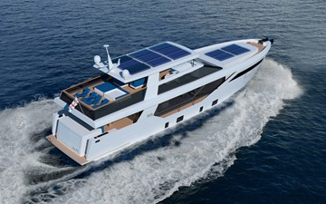 LUXI 95 0 LUXI 95 2022 CANTIERE SAVONA  Motor Yacht Yacht MLS #246118 0