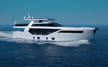 LUXI 95 1 LUXI 95 2022 CANTIERE SAVONA  Motor Yacht Yacht MLS #246118 1