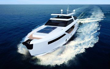 LUXI 95 2 LUXI 95 2022 CANTIERE SAVONA  Motor Yacht Yacht MLS #246118 2
