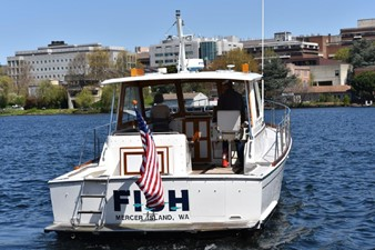 Fish 3 Fish 2000 GRAND BANKS Eastbay HX Motor Yacht Yacht MLS #246620 3