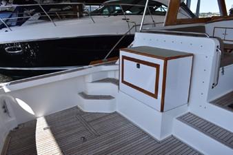 Fish 6 Fish 2000 GRAND BANKS Eastbay HX Motor Yacht Yacht MLS #246620 6