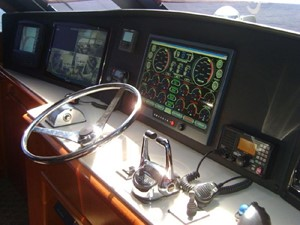 7 C's  9 Viking Enclosed Bridge