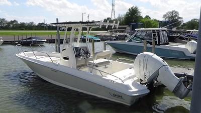No Name 1 No Name 2017 BOSTON WHALER 240 Dauntless Boats Yacht MLS #247370 1