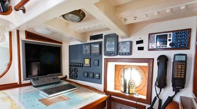 COPIHUE 3 COPIHUE 1989 WILLIAMS BOAT WORKS Custom Cuttyhunk 54 Ketch Cruising Ketch Yacht MLS #247613 3