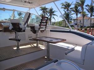 Jade Sky 8 Helm Deck Starboard