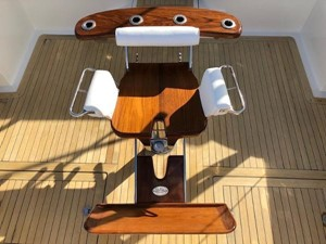 Jade Sky 6 Bluewater Fighting Chair