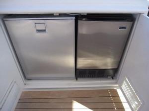 Jade Sky 14 Helm Deck Refrigerator and Icemaker