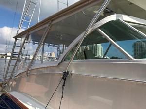 Jade Sky 15 Starboard Side Detail
