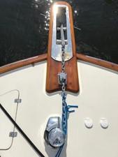 Jade Sky 19 Anchor and Anchor Windlass