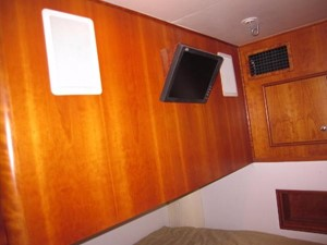Jade Sky 31 VIP Stateroom TV