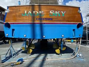 Jade Sky 45 Bottom Job 2021