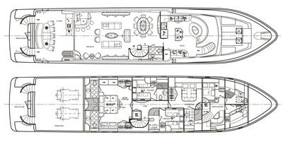 CRYSTAL ANNE 7 CRYSTAL ANNE 2003 HARGRAVE Capri Motor Yacht Yacht MLS #244666 7
