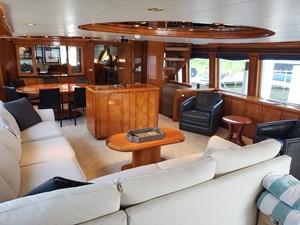 CRYSTAL ANNE 1 CRYSTAL ANNE 2003 HARGRAVE Capri Motor Yacht Yacht MLS #244666 1