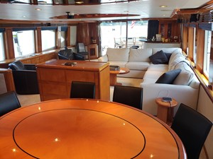 CRYSTAL ANNE 2 CRYSTAL ANNE 2003 HARGRAVE Capri Motor Yacht Yacht MLS #244666 2