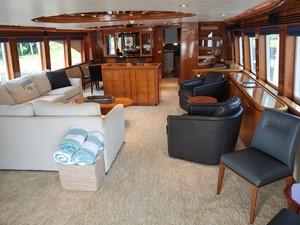 CRYSTAL ANNE 3 CRYSTAL ANNE 2003 HARGRAVE Capri Motor Yacht Yacht MLS #244666 3