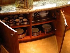 SECOND GENERATION 16 Dishware Storage