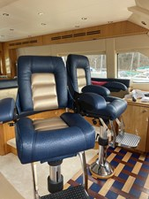 SECOND GENERATION 39 Helm Chairs