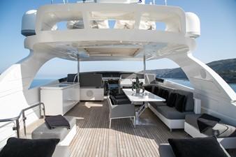 - 6 - 2008 SANLORENZO SL88 Motor Yacht Yacht MLS #226383 6