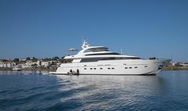 - 3 - 2008 SANLORENZO SL88 Motor Yacht Yacht MLS #226383 3