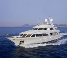 MAMMA MIA 0 MAMMA MIA 2007 BENETTI Classic 120 Motor Yacht Yacht MLS #246339 0