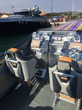 MARAUDER 50 6 MARAUDER 50 2006 CIGARETTE  Cruising Yacht Yacht MLS #247905 6