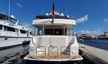 N/A 2 N/A 2007 OUTER REEF YACHTS 650 MY Motor Yacht Yacht MLS #238418 2