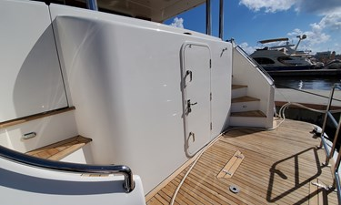 N/A 3 N/A 2007 OUTER REEF YACHTS 650 MY Motor Yacht Yacht MLS #238418 3