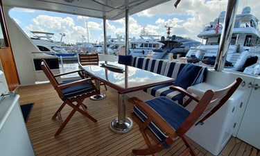 N/A 5 N/A 2007 OUTER REEF YACHTS 650 MY Motor Yacht Yacht MLS #238418 5