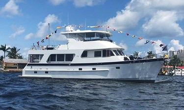 N/A 1 N/A 2007 OUTER REEF YACHTS 650 MY Motor Yacht Yacht MLS #238418 1