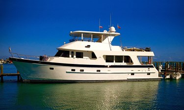 N/A 0 N/A 2007 OUTER REEF YACHTS 650 MY Motor Yacht Yacht MLS #238418 0