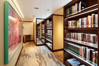 Owners Library Forward of Owners