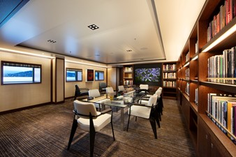 Private Dining or Board Room Adjacent Second Master