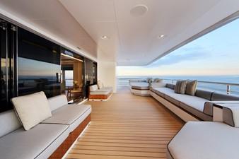 Bridge Deck VIP Private Deck