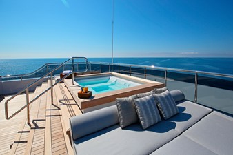 Sun Deck Pool Forward