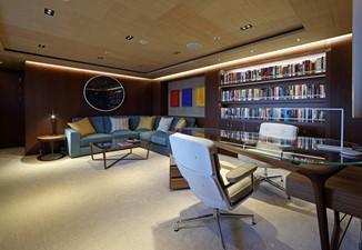 PLANET NINE 27 Internet Lounge and Guest Office Aft of Observation Salon