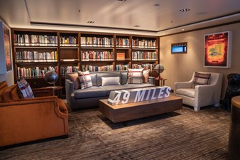 PLANET NINE 12 Second Master Stateroom and Lounge